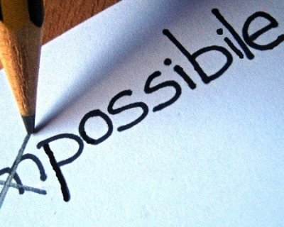 Passare da impossibile a possibile... è possibile!