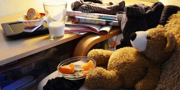 Effetti del clutter sulla salute. Il disordine è solo un sintomo.